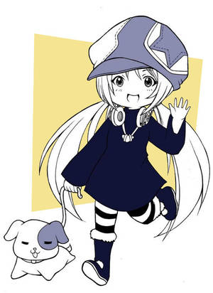 mi personaje de avatar :) by Noboru-revista