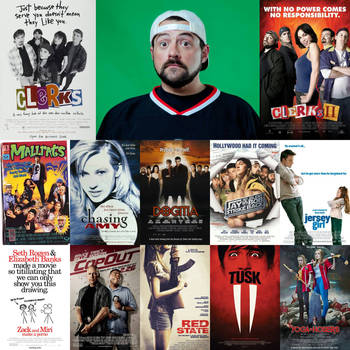 Kevin Smith Filmography  by movieman07
