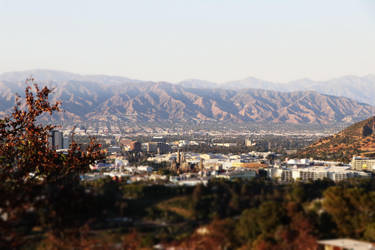 San Fernando Valley (Universal City) Overlook by shadow-tw