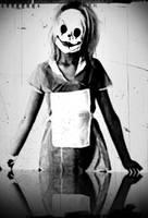 clown mask 3 by lili101