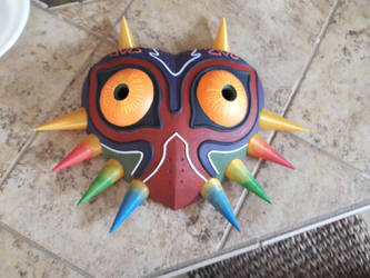 Majora's Mask (Update) by Chrismilesprower
