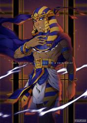 Pharaoh by ChiineArtist