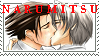 Support NaruMitsu stamp by oh-snapple