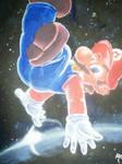 Super Mario Galaxy by IrukaAoi