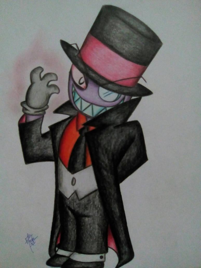 Chibi Black Hat by IrukaAoi