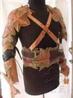 Wooden Elf Armor by Dunkeljorm