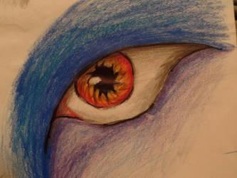 anthro eye by TheLastRedDragon