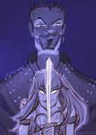 Xena Warrior Princess by jaymetwins
