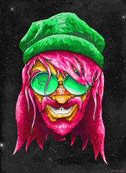 not glasses from hotline miami by Last-Nights-IceCreme