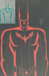 #BatmanBeyond  by Brunneo42comicslover