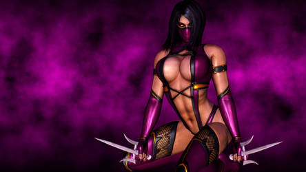 Mileena (26) by AdeptusInfinitus