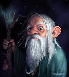 Gnome by YngveMartinussen