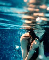 Underwater. by shesaysmonologue