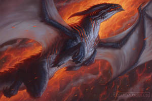Blood of Dragons: The Molten Plains by TylerWalpole