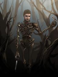 Blake Thorburn Revised (Pact) by Joshthulhu