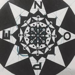 Mandala by el-andrajoso-feliz