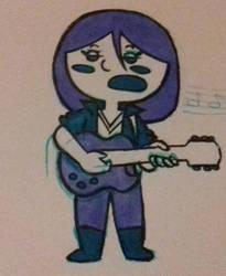 Guitar by el-andrajoso-feliz
