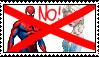 Another Anti Spider man x Elsa stamp. by WumoWumo