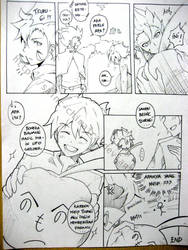 Inazuma Eleven One Shot (manual) by Saint-Chimaira