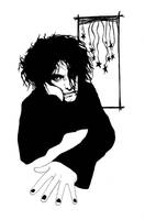 The Imaginary Boy:Robert Smith by Nachan