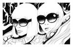 Siamese Twins by Nachan