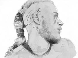 Ragnar by Nachan
