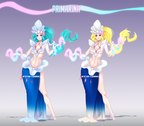 [CLOSED] ADOPTABLE AUCTION #2 - PRIMARINA by Rush--it