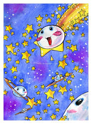 space dango by 777zibb