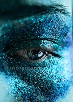 feeling blue by Moramarth