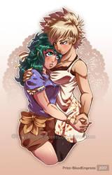 BNHA::. Autumn Lovers by Prissmon