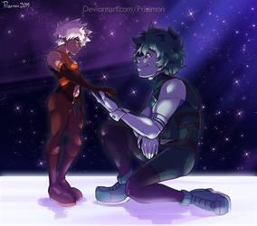 BNHA::. You're Wonderful by Prissmon
