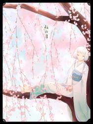 Sakura by OchatsukeHime