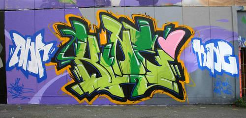 Bergen Open Graffiti Battle by wollabolla