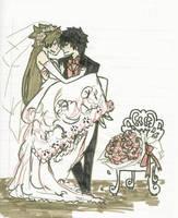 1827-Wedding Day by jikage