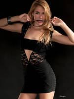 Ryan Leigh Little Black Dress 1 by jlrimages