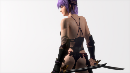 Ayane 6832 by lcmbrniftycomNWNS
