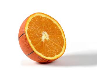 orange_ball by GNU-knight