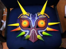 Majora's mask by Litessa