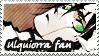 Ulquiorra Stamp by Laraen