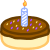Cake Icon by xVanyx