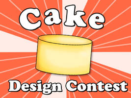 Cake Design Contest [closed] by xVanyx