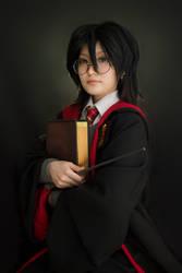 Fem. Harry Potter by IsisBlueFire 8 by IsisBlueFire