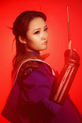 Cho Chang By Isis Blue Fire 29 by IsisBlueFire