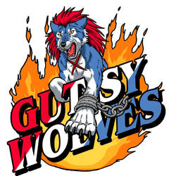 Gutsy Wolf by SheltieWolf