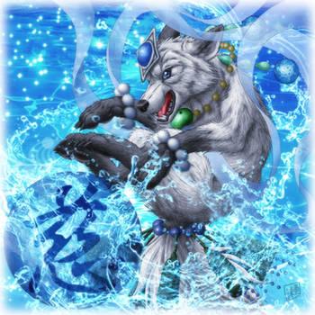 Wolf Magic by SheltieWolf