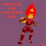 Princess of Fire Elementals by DriftsEdge