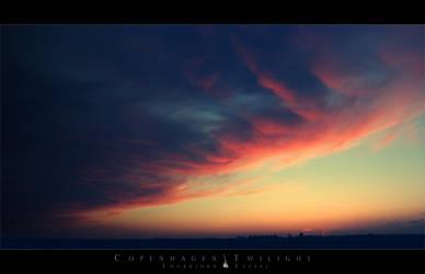 Copenhagen Twilight by chilouX
