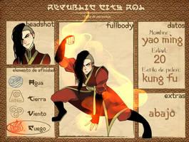 RCR: Yao-ming by Tunazilla