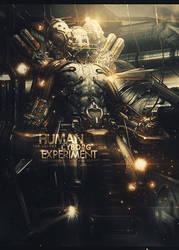 Human cyborg experiment by mantinieks007