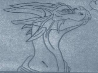 my dragon sona opal by TheGreatSphinx